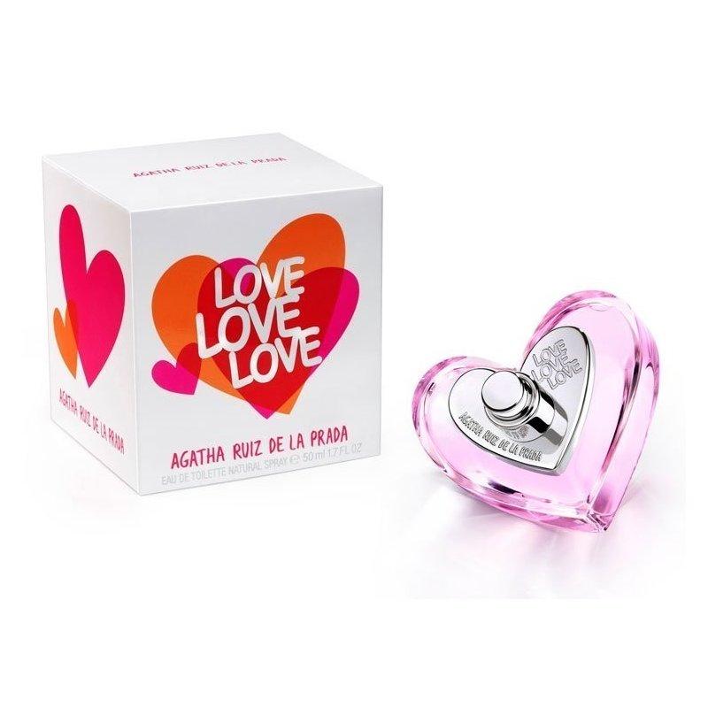 Agatha Ruiz Love Love Love 80ml Dama