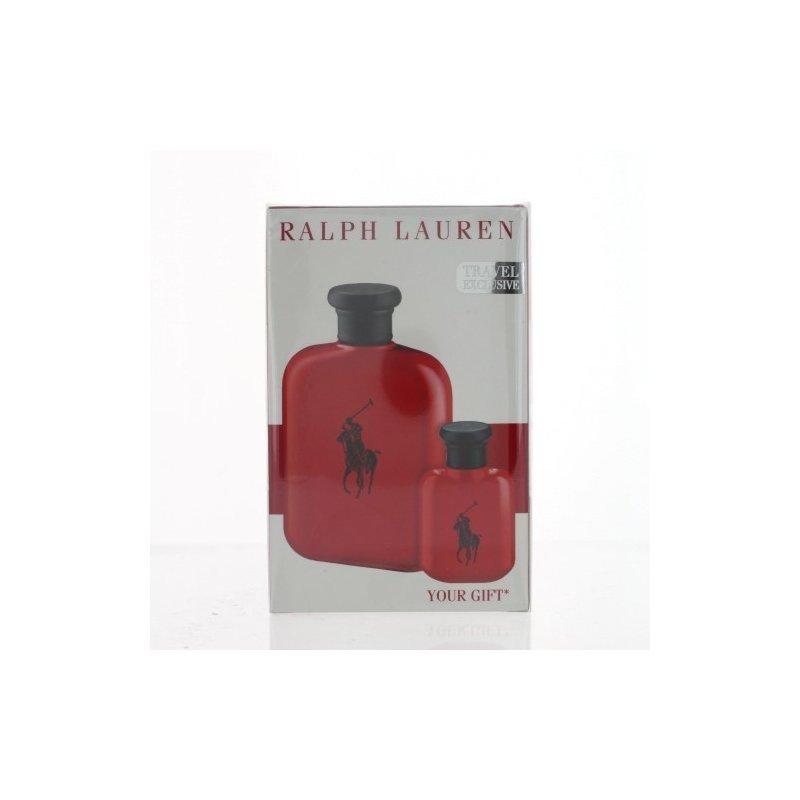 Polo Red 125ml Set