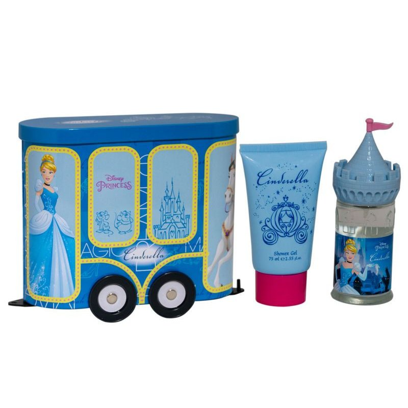 Cinderella 50ml Set Wagon