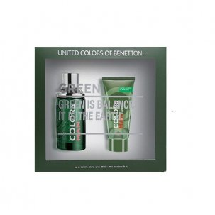 Benetton Colors Green 100ml...
