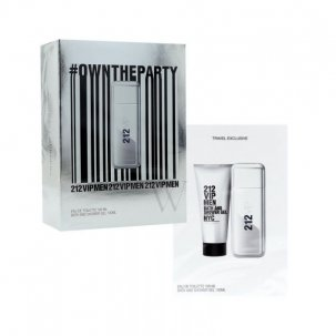 212 Vip Men 100ml Set On...