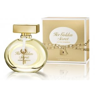 HER GOLDEN SECRET 80ML DAMA