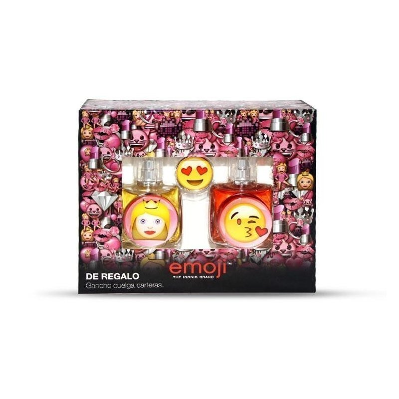 Emoji Dama Set 2X100ml