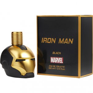 Iron Man Black 100ml Edt