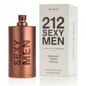 212 SEXY MEN 100ML TESTER