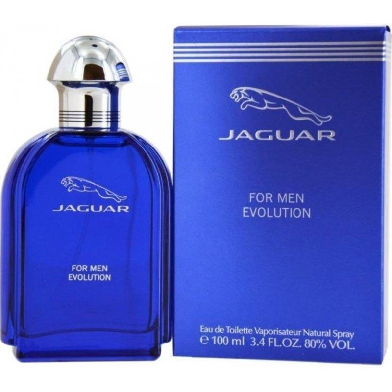 Jaguar For Men Evolution Edt 100 Ml