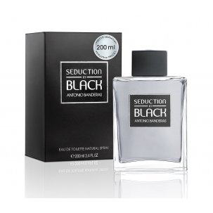 Black Seduction 200ml Varon