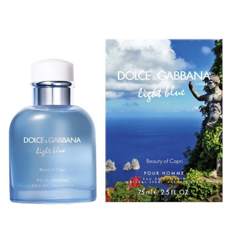 Light Blue Beauty Of Capri 125Ml