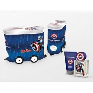Capitan America Wagon 50ml Set