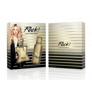 Shakira Rock Edt 80ml Set