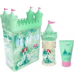 Ariel Tin Castle 50Ml Set