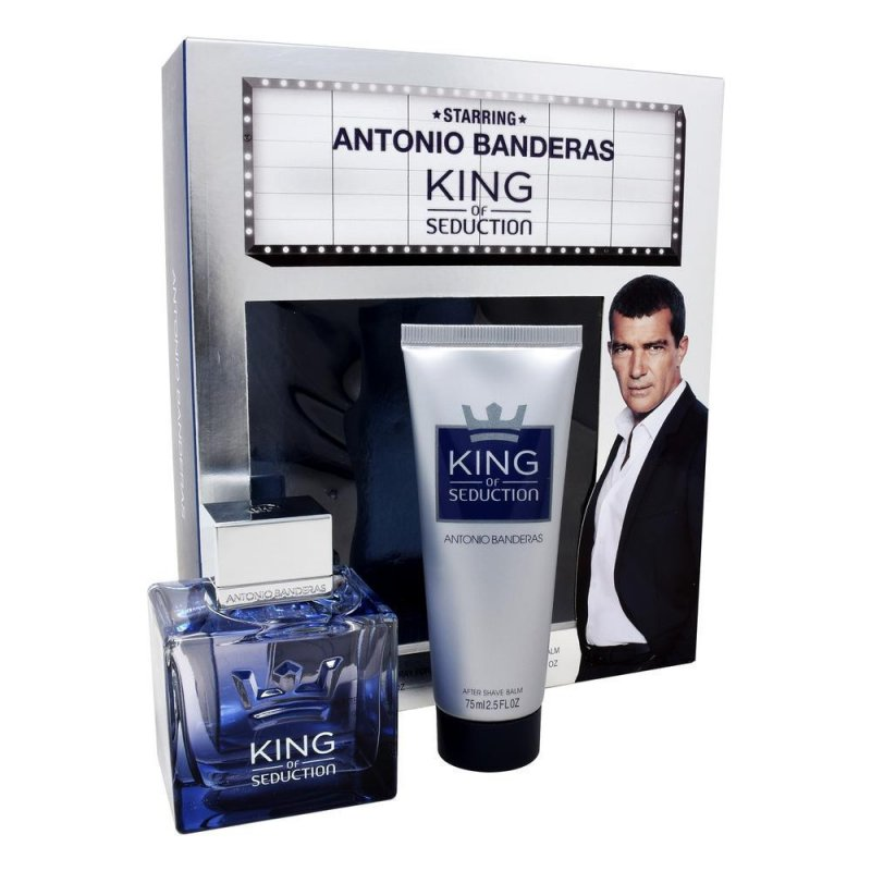 The King Of Seduction 100Ml Mas After Shave