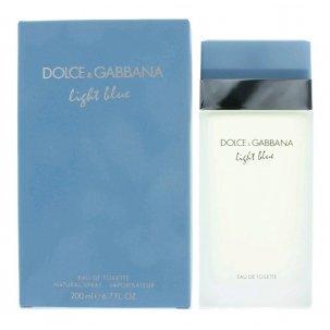 LIGHT BLUE 200ML DAMA