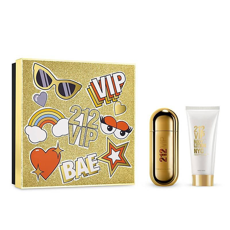212 Vip 50Ml Mas Bl 75Ml Set