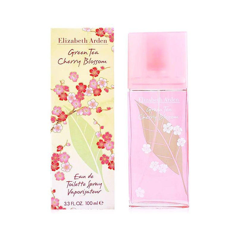 Green Tea Cherry Blossom Edt 100Ml