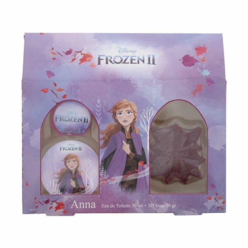 Frozen Anna 50Ml Mas Jabon 50Gr Set