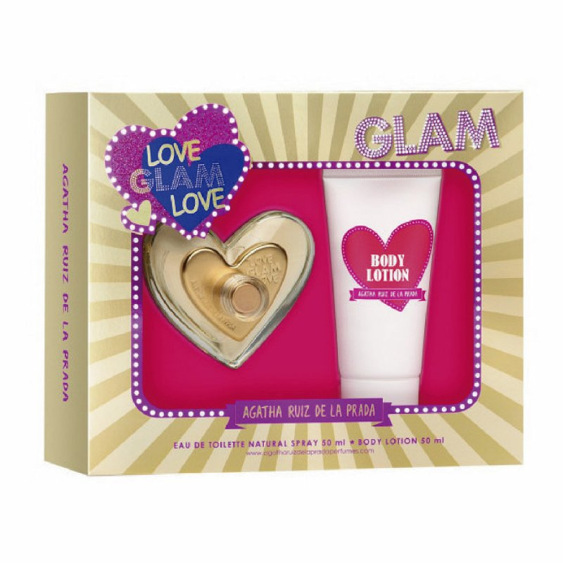 Agatha Love Glam Love 80Ml + Bl 75Ml