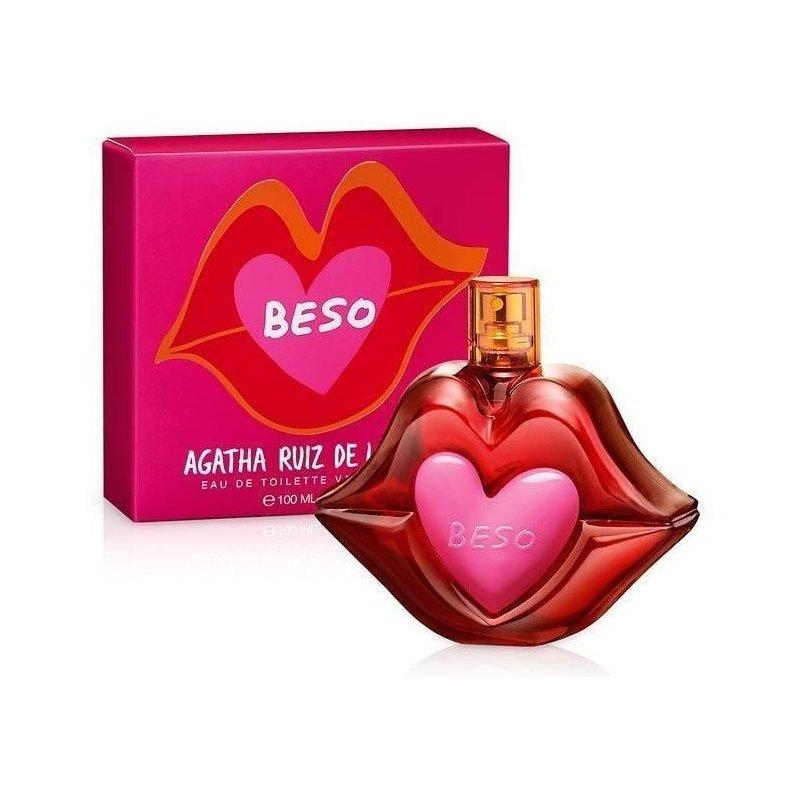 Agatha Beso 100ml Edt Dama