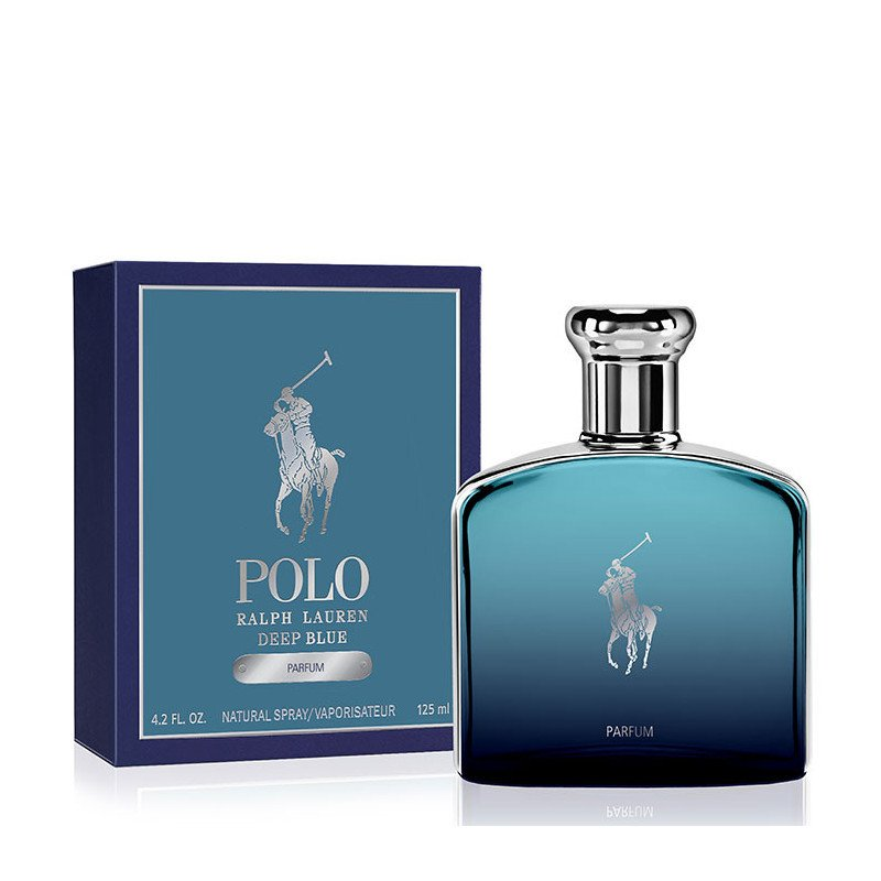 Polo Blue Deep Blue 125ml Parfum