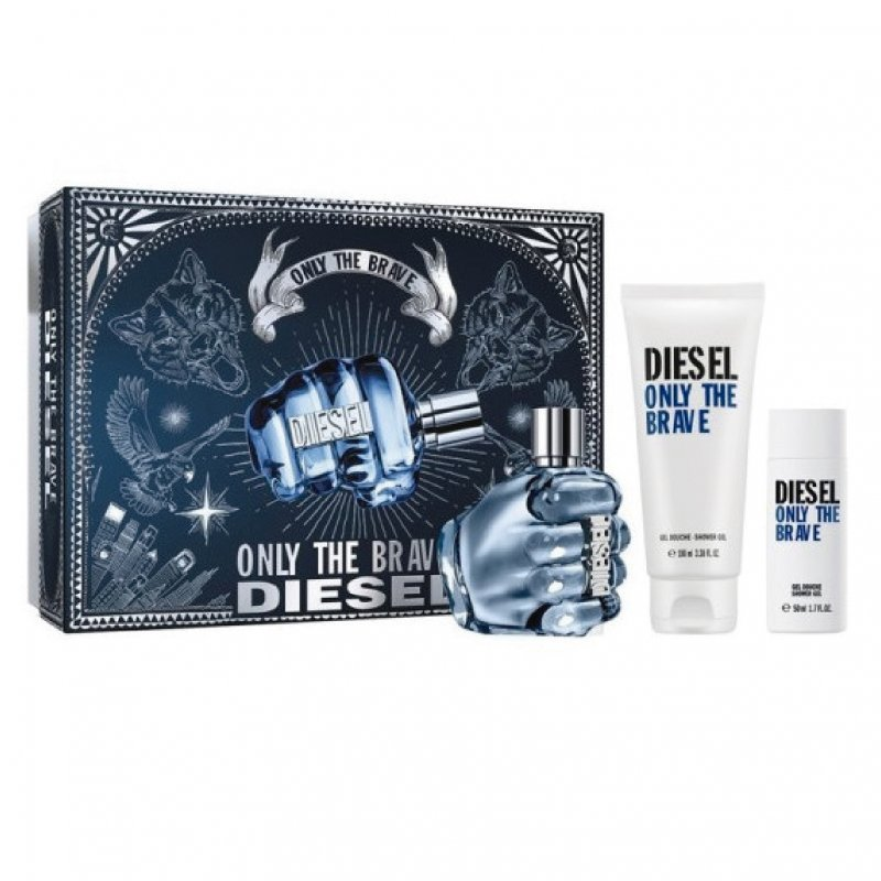 Diesel Only The Brave 75ml Mas Sg 100ml Mas Sg 50ml Edt
