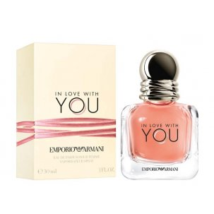 Emporio Armani In Love With...