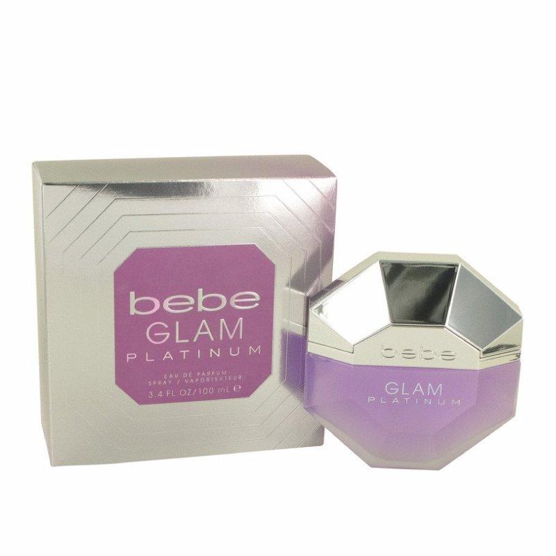 Bebe Be Glam Platinium Edp 100Ml