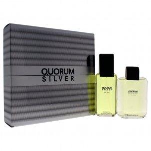 Quorum Silver 100ml Set Varon