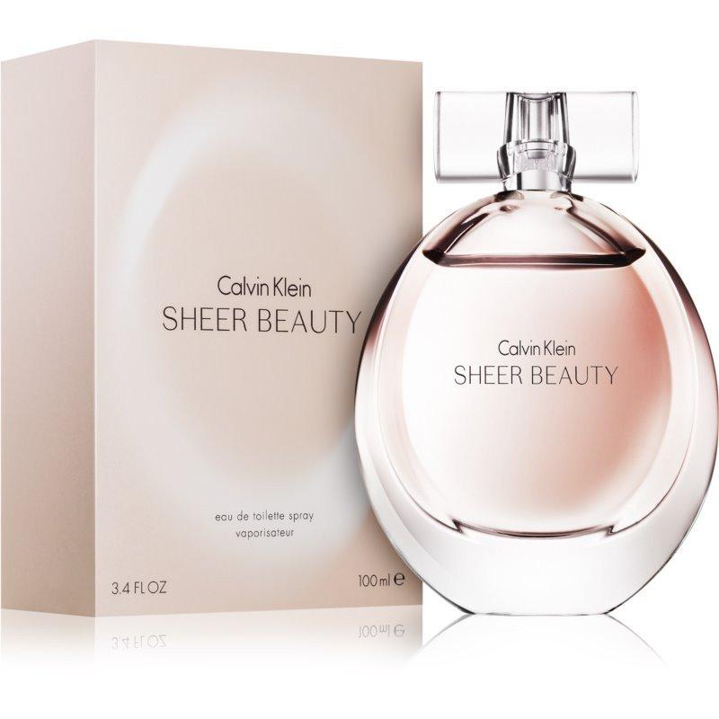 Ck Beauty Sheer 100Ml Dama