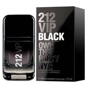 212 Vip Men Black 50Ml Edp
