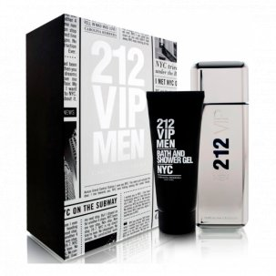 212 Vip Men Edt 100 Ml + Sg