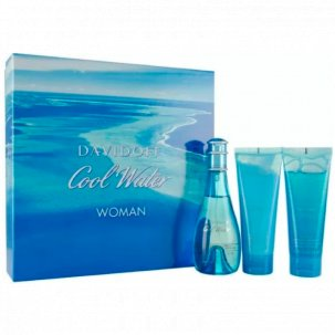 Cool Water 100ml Dama Set 3...