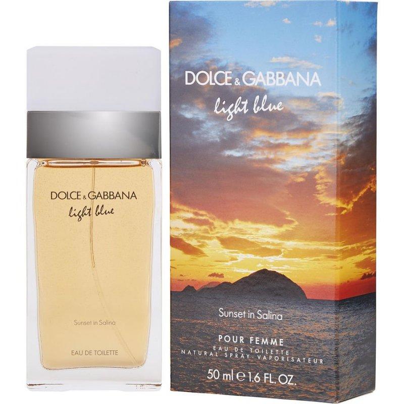 Dolce Gabbana Ligth Blue Salina Edt 50ml