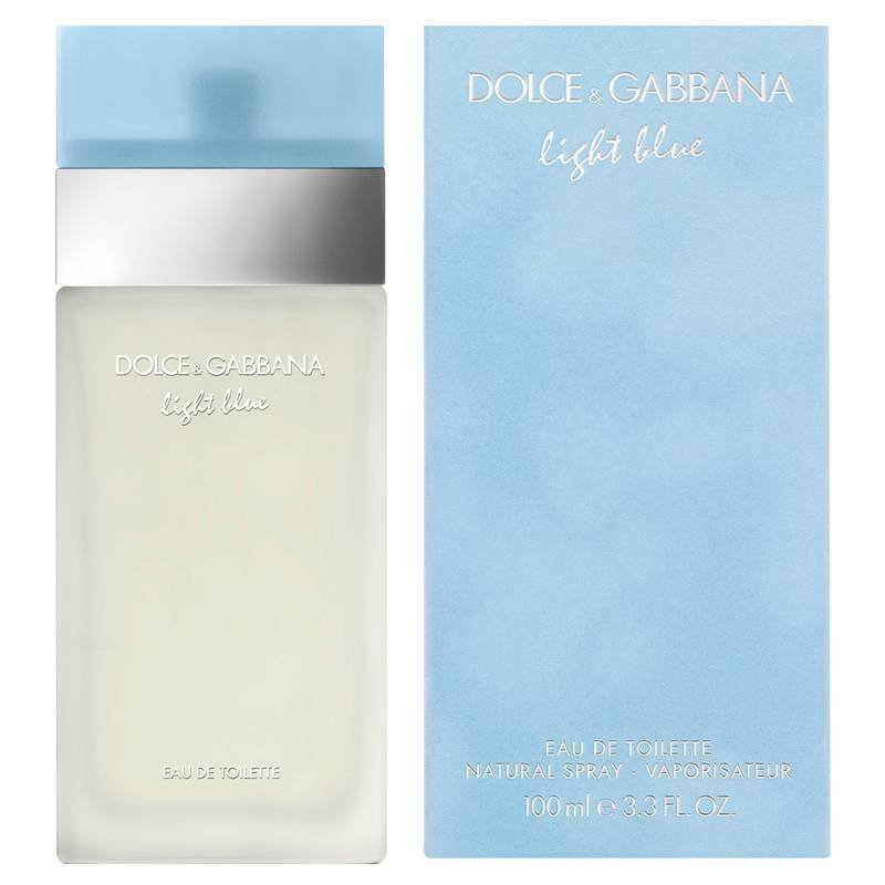 Light Blue 100Ml Dama