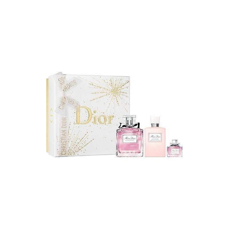 Miss Dior 100Ml Edp+ 5Ml+ Bl 75Ml