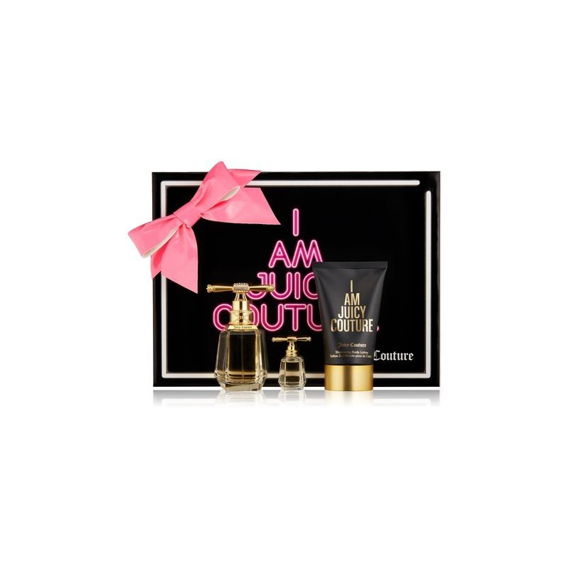 Juicy Couture I Am Juicy 100Ml+5Ml+Crema