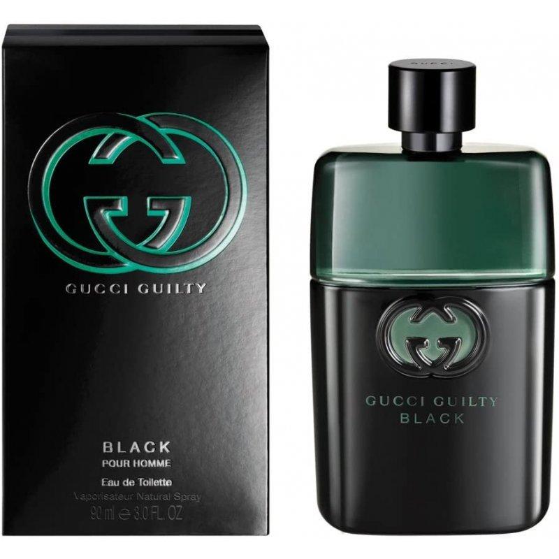 Gucci Guilty Black 90m Varon
