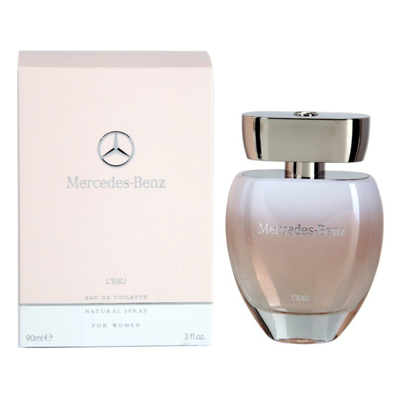 Mercedes Benz For Woman 90Ml