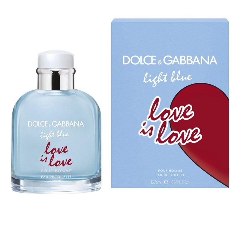 Light Blue Love Is Love 125Ml Edt Varon