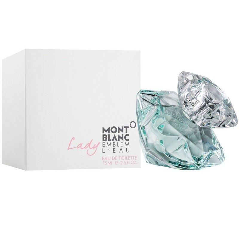 Mont Blanc Lady Emblem L Eau 75Ml Edt