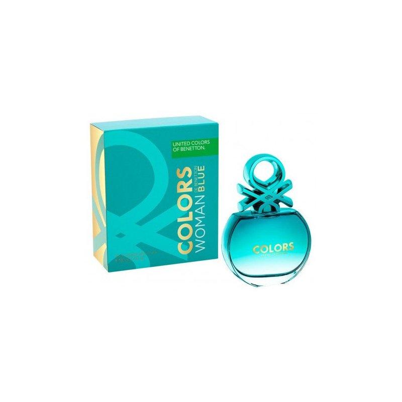 Benetton Colors Blue 80Ml