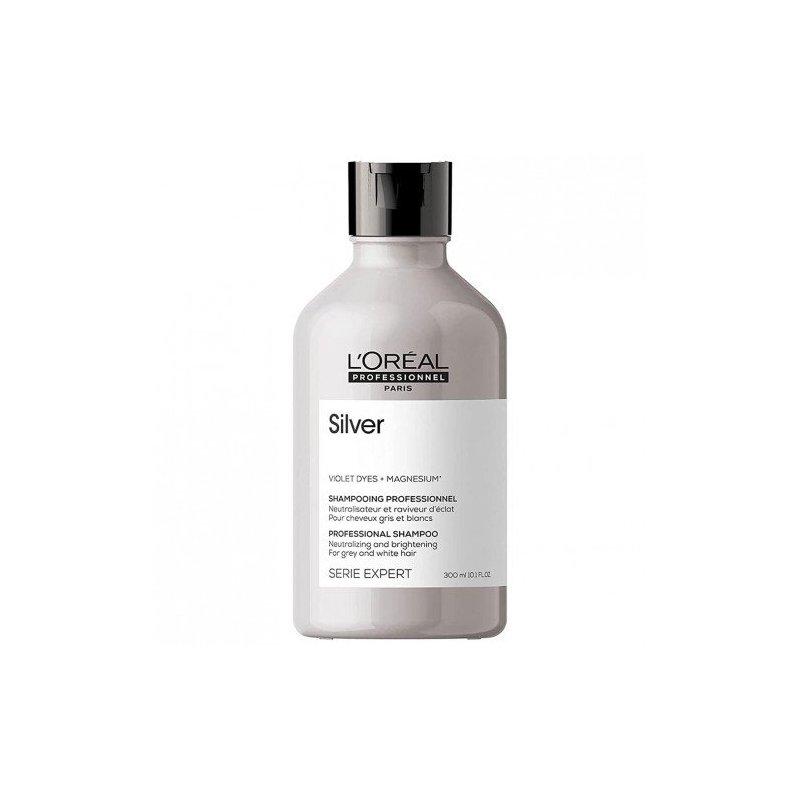 Silver Shampoo 300Ml