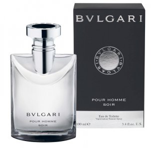 Bvlgari Pour Homme Soir...