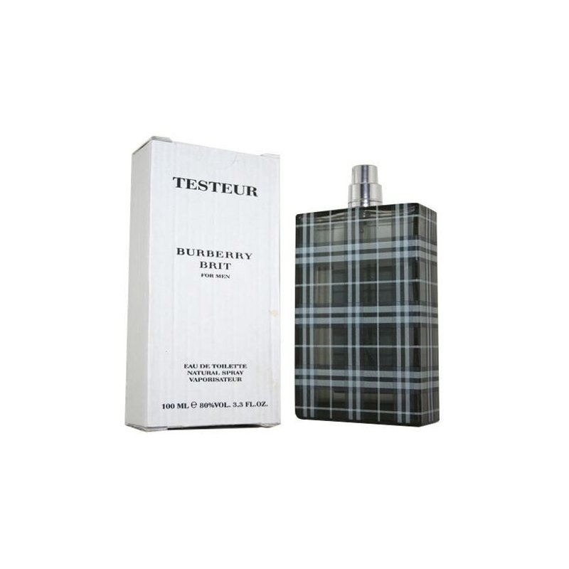Burberry Brit 100ml Varon Tester
